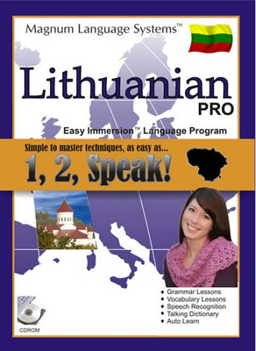9781934045633: MLS Easy Immersion Lithuanian Pro