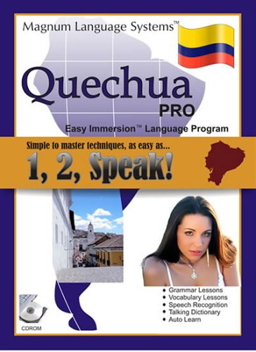 9781934045695: MLS Easy Immersion Quechua Pro