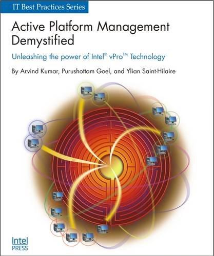 9781934053195: Active Platform Management Demystified: Unleashing the Power of Intel VPro (TM) Technology