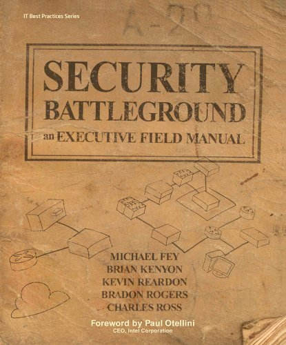 9781934053461: Security Battleground: An Executive Field Manual