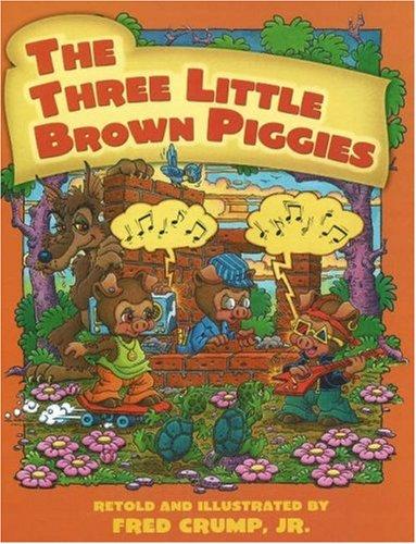 9781934056219: Three Little Brown Piggies