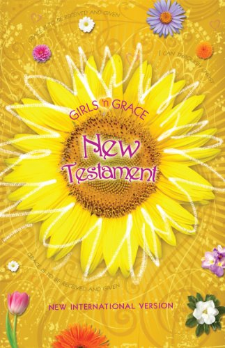 9781934068571: NIV Girls 'n Grace New Testament