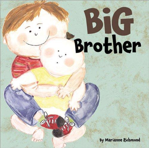 9781934082676: Big Brother (Marianne Richmond)