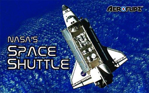 9781934095348: Flipworkz flipbooks - 4 x NASA's Space Shuttle