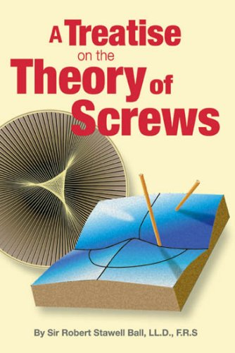 9781934102022: A Treatise on the Theory of Screws