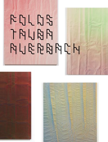 9781934105641: Tauba Auerbach: Folds