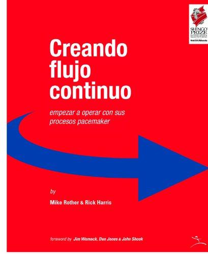 9781934109045: Creando Flujo Continuo
