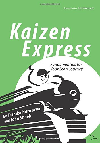 9781934109236: Kaizen Express: Fundamentals for Your Lean Journey (English and Japanese Edition)
