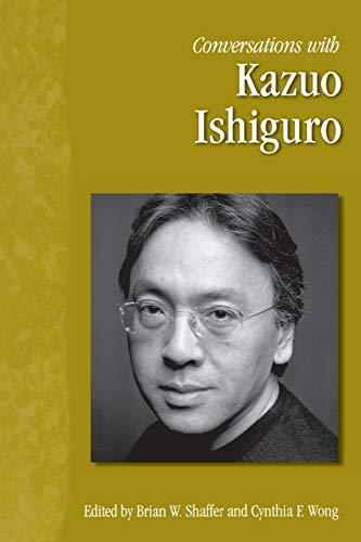 9781934110621: Conversations with Kazuo Ishiguro (Literary Conversations Series)
