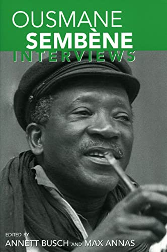 9781934110867: Ousmane Sembène: Interviews (Conversations With Filmmakers Series)