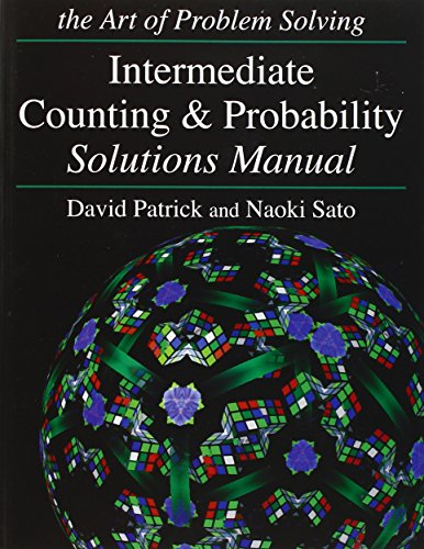 9781934124079: Intermediate Counting & Probability Solutions Manual