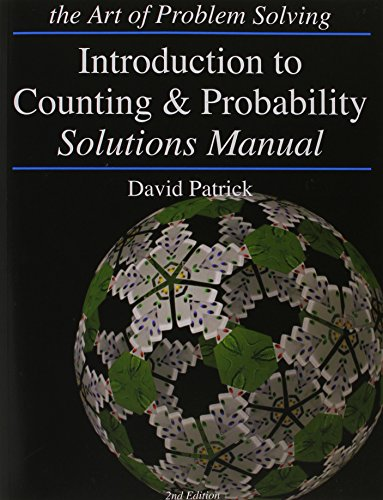 Introduction to Counting & Probability: Solutions Manual: Patrick, David