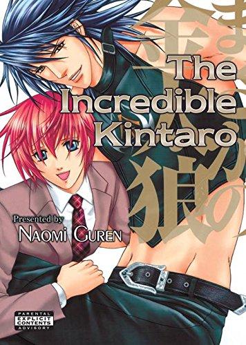 The Incredible Kintaro (Yaoi Manga): Guren, Naomi