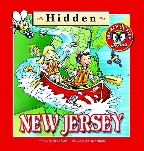9781934133231: Hidden New Jersey (Search & Seek Books)
