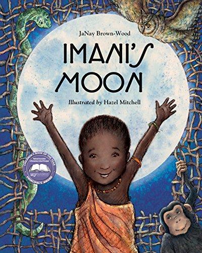 Imani's Moon: Brown-Wood, Janay