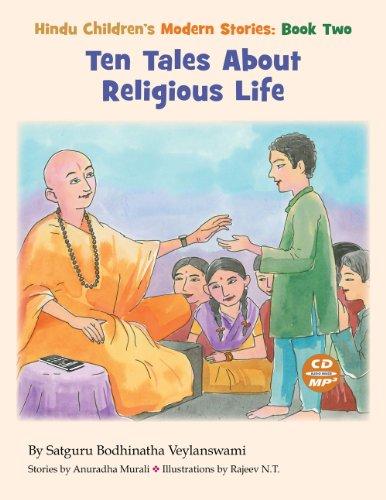 9781934145098: Ten Tales about Religious Life (Hindu Children's Modern Stories)