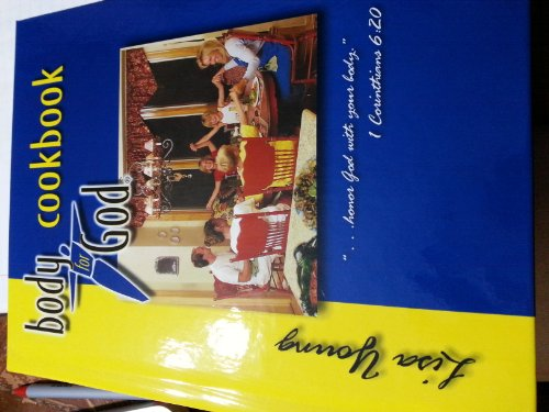 Body for God Cookbook: Creality Publishing