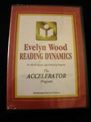 9781934147221: Evelyn Woods Reading Dynamics the Accelerator Program