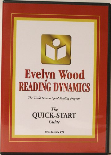 9781934147269: Evelyn Wood Reading Dynamics the Quick Start Guide