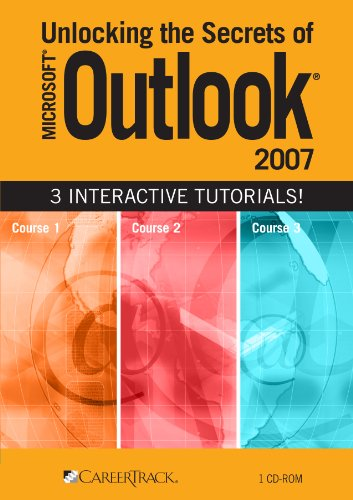 9781934147412: Unlocking the Secrets of Microsoft Outlook 2007