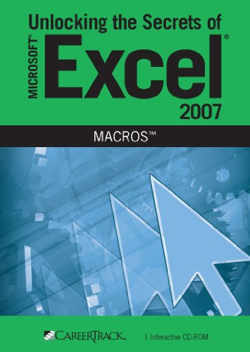9781934147450: Unlocking the Secrets of Microsoft Excel 2007 Macros