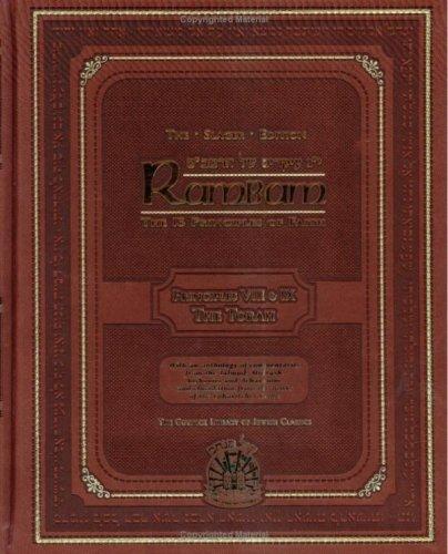 9781934152119: Rambam: The 13 Principles of Faith - Principles 8 & 9 - The Slager Edition (The Gutnick Library of Jewish Classics) Kol Menachem
