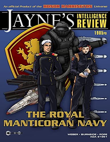 9781934153086: Jayne's Intelligence Review: The Royal Manticoran Navy