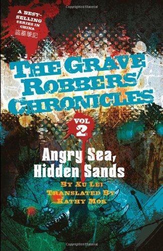 9781934159323: Angry Sea, Hidden Sands