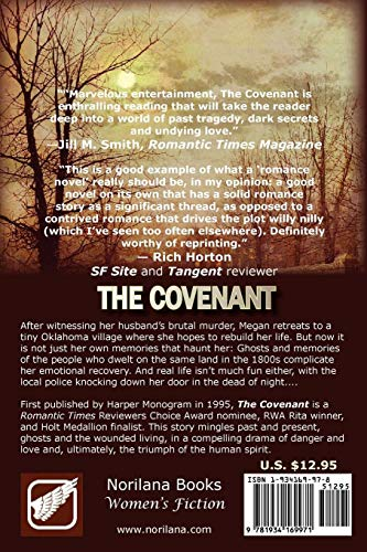 9781934169971: The Covenant