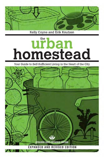 9781934170106: The Urban Homestead (Expanded & Revised Edition): Your Guide to Self-Sufficient Living in the Heart of the City (Process Self-reliance Series)