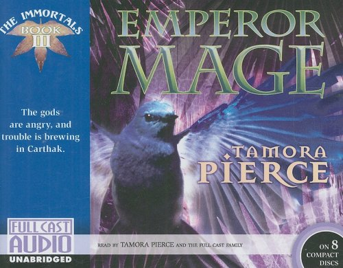 Emperor Mage [Library]: The Immortals: Book 3 (The Immortals) (9781934180204) by Tamora Pierce