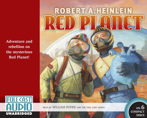 9781934180266: The Red Planet [Library]