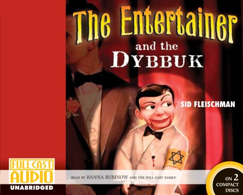 9781934180389: The Entertainer and the Dybbuk [Library]