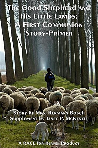 The Good Shepherd and His Little Lambs: Bosch, Mrs Hermann