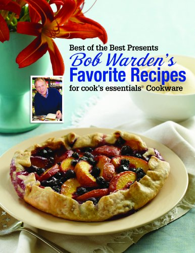 Bob Warden's Favorite Recipes Cookbook (Best of the Best Presents) (1934193879) by Bob Warden
