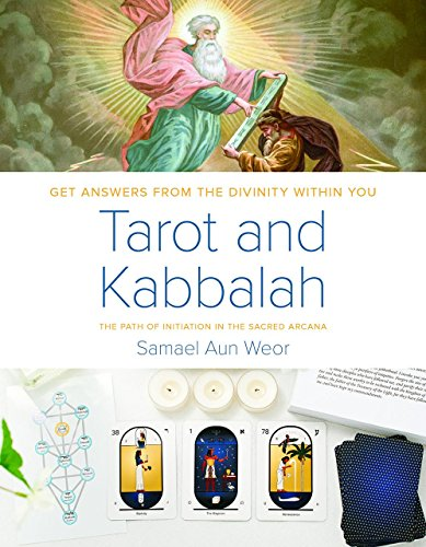 9781934206379: Tarot and Kabbalah: The Path of Initiation in the Sacred Arcana