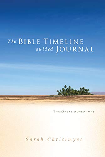 9781934217160: The Bible Timeline Guided Journal (Great Adventure)