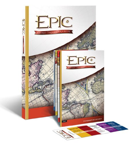 9781934217504: Epic: A Journey Through Church History, Study Set