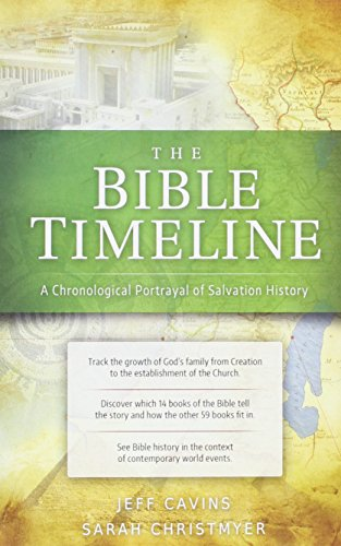 9781934217818: The Bible Timeline: Chart (The Great