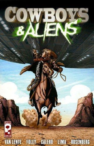 9781934220009: Cowboys & Aliens