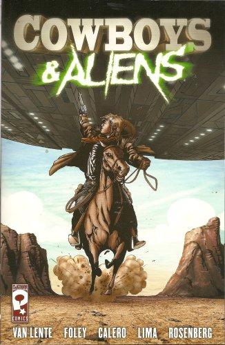 9781934220023: Cowboys & Aliens