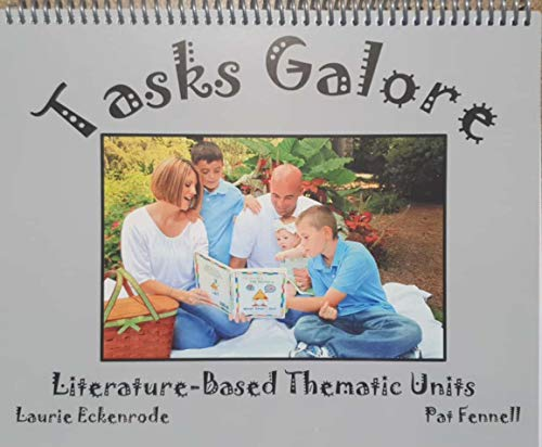 9781934226124: Tasks Galore Literature-Based Thematic Units [2-Book Set]