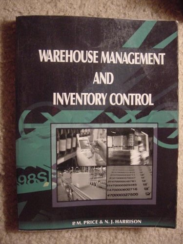 9781934231029: Warehouse Management and Inventory Control
