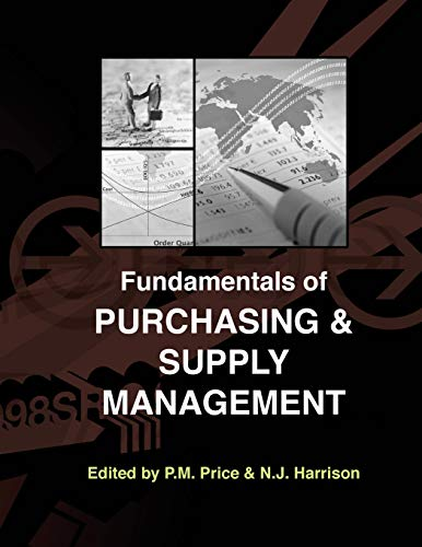 9781934231036: Fundamentals of Purchasing and Supply Management