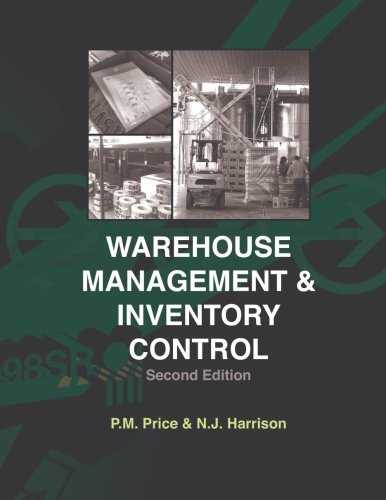 9781934231043: Warehouse Management and Inventory Control