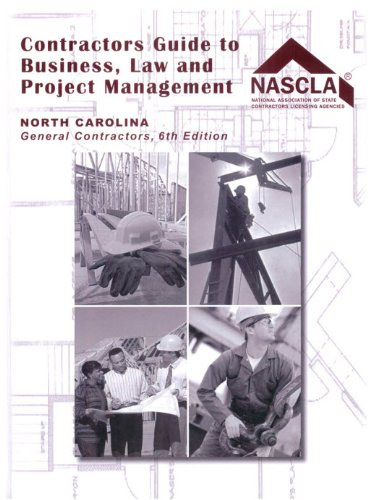 9781934234150: Contractors Guide to Business, Law and Project Management