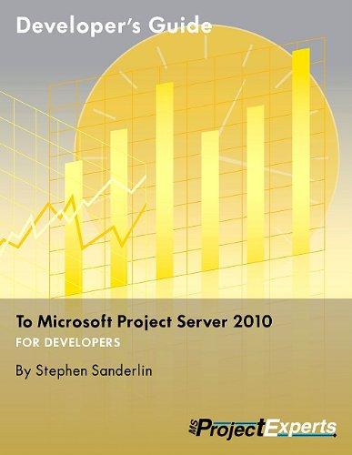 9781934240083: Developer's Guide to Microsoft Project Server 2010