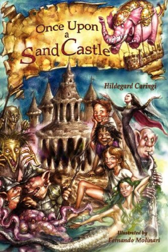 9781934248379: Once Upon a Sandcastle
