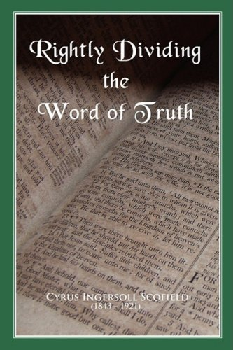 9781934251379: Rightly Dividing the Word of Truth (Enlarged Type Edition)