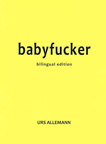 Babyfucker: Allemann, Urs/ Smith,